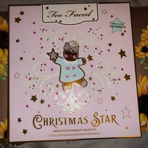 Too Faced Limited Edition Christmas Star
